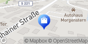 Karte Netto Filiale Marienberg, Deutschland
