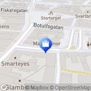 Karta Anwar City Kiosk Lund, Sverige