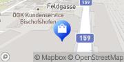 Karte OBI Markt Bischofshofen Bischofshofen, Österreich