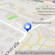 Karte Nah und Gut Lüdtke Berlin, Deutschland