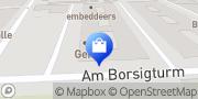 Karte Marquardt Küchen Berlin, Deutschland