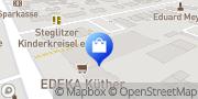 Karte EDEKA Küther Berlin, Deutschland