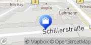 Karte YAVAS Schneidereibedarf Berlin, Deutschland