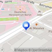 Karte China-Imbiss Restaurant Berlin, Deutschland