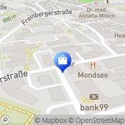 Karte Drive in Trafik Willibald e.U. Mondsee, Österreich