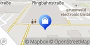 Karte Kaufland Berlin-Tempelhof Berlin, Deutschland