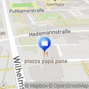 Karte Napcom Berlin, Deutschland