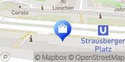 Karte Küchenstudio Kallenbach Berlin, Deutschland