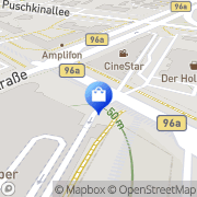 Karte Real, SB-Warenhaus Berlin, Deutschland