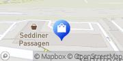Karte PENNY-Markt Discounter Berlin, Deutschland