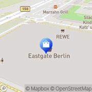 Karte WMF Berlin, Deutschland