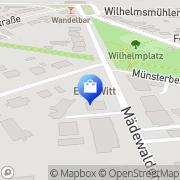 Karte Nah und Gut Vollack Berlin, Deutschland