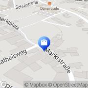 Karte Klinger - Goldschmiede Hauzenberg, Deutschland