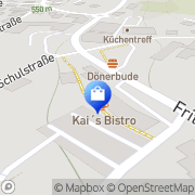 Karte Netto Filiale Hauzenberg, Deutschland