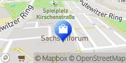 Karte Apollo-Optik Dresden, Deutschland