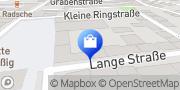 Karte o2 Shop Finsterwalde, Deutschland