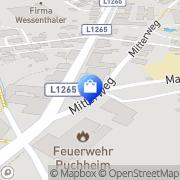 Karte Apotheke Puchheim Attnang-Puchheim, Österreich