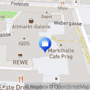 Karte TOM TAILOR Store Dresden, Deutschland