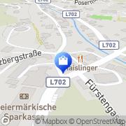 Karte Tabaktrafik Brigitte Greiner Altaussee, Österreich