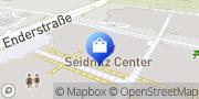 Karte Vodafone Shop Dresden, Deutschland