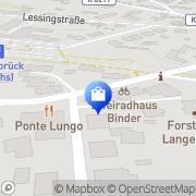 Karte Hahmann Optik GmbH Dresden, Deutschland