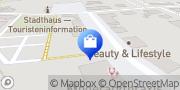 Karte Vodafone-Shop Heidenau, Deutschland