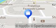 Karte Haus 8 Lübben (Spreewald), Deutschland