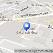 Karta Sandstedts Cykel & Motor, AB Bröderna Ljungby, Sverige