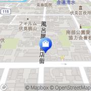 Map じゅえりー工房K Kyoto, Japan