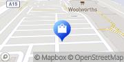 Map G-Star Outlet West Beach, Australia