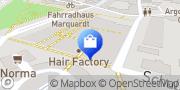 Karte Vodafone Shop Senftenberg, Deutschland