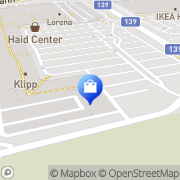 Karte More & More Store Haid Center Haid, Österreich