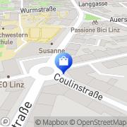 Karte Bartos Manfred Linz, Österreich