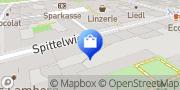 Karte ZWEI auf der Spittelwiese Linz, Österreich