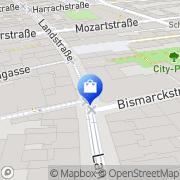 Karte Tabak-Trafik Freudenthaler e.U. Linz, Österreich