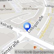Karte Thurner Erika Linz, Österreich