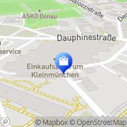Karte FUSSL FLY - FUSSL MODESTRASSE Mayr Linz, Österreich