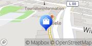 Karte Mini-Shop S. Härtel Peitz, Deutschland