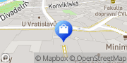 Map PARALÉKÁRNA - Dr. Staněk spol. s r.o. Prague, Czech Republic