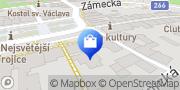 Map Petr Gall - hodinářství, zlatnictví Šluknov, Czech Republic