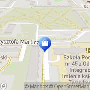 Mapa Apteka Rodzinna sp.j. Szczecin, Polska