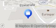 Karte OBI Markt St. Valentin Sankt Valentin, Österreich