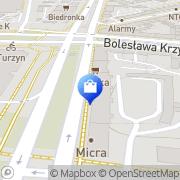 Mapa Shift Szczecin, Polska