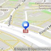 Mapa Multifarma Szczecin, Polska