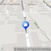 Karta Ottosons Möbelverkstad & Bilsadelma Östersund, Sverige