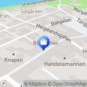 Karta Josephsons Vadstena, Sverige