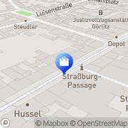 Karte WMF Görlitz, Deutschland