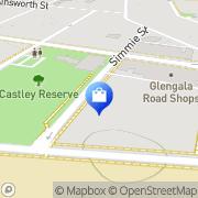 Map Maxi Cosi Sunshine West, Australia