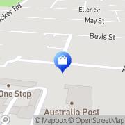 Map Oakleigh Mowerpower Bentleigh East, Australia