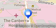 Map HPS Pharmacies - National Capital Garran, Australia